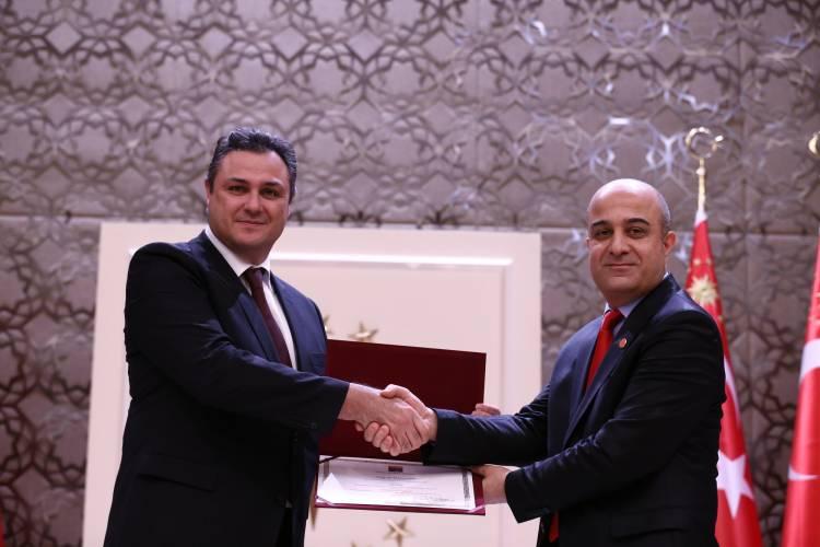 Prof. Dr. Tahsin Engin'e Çeviri Ödülü